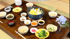 中級1-②家族の食卓