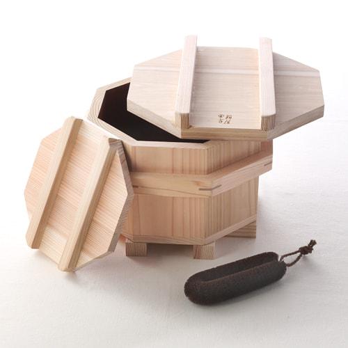 八角味噌樽(受注製作)
